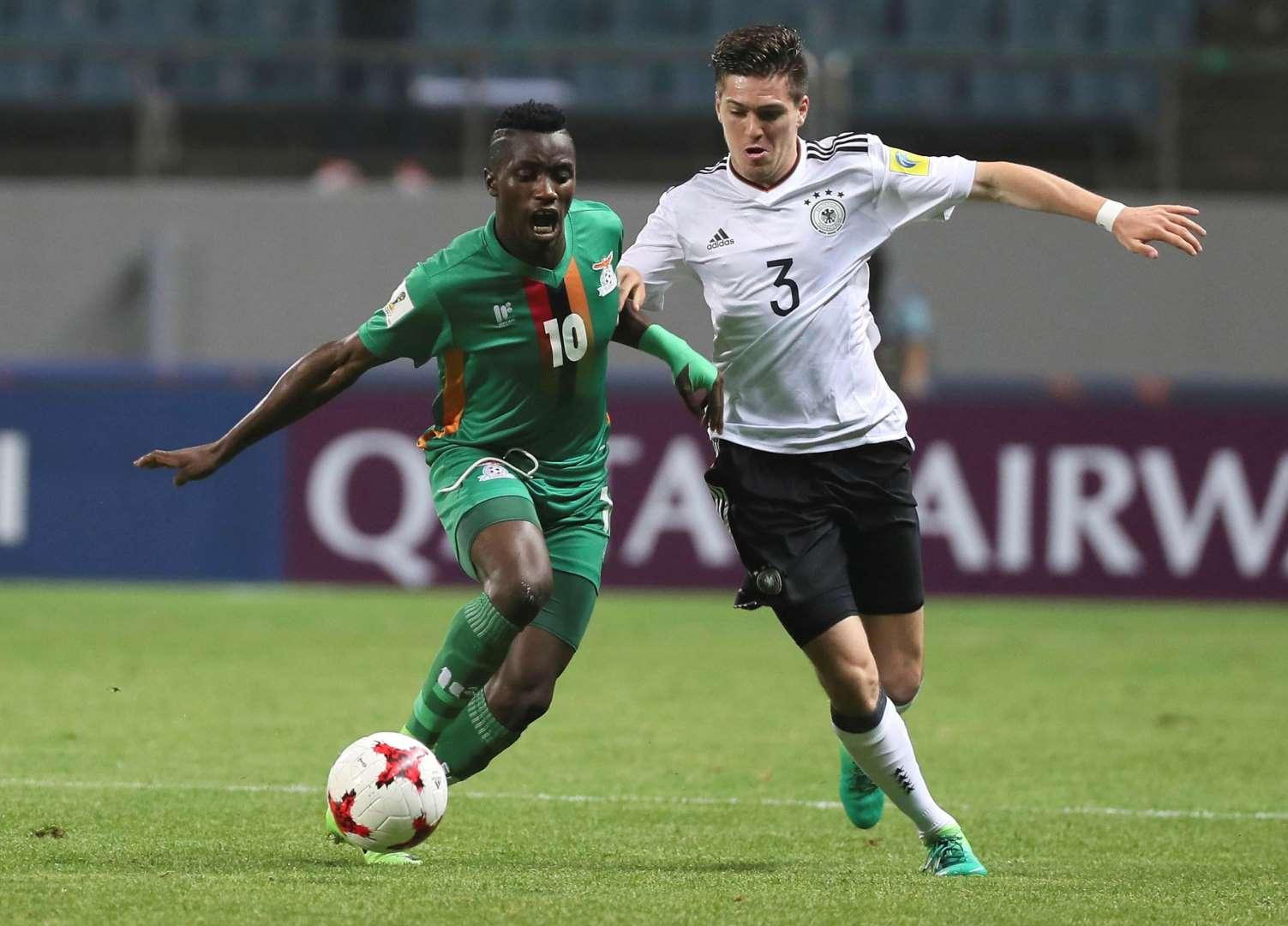 Sambia – Deutsche U20 verpasst WM-Viertelfinale
