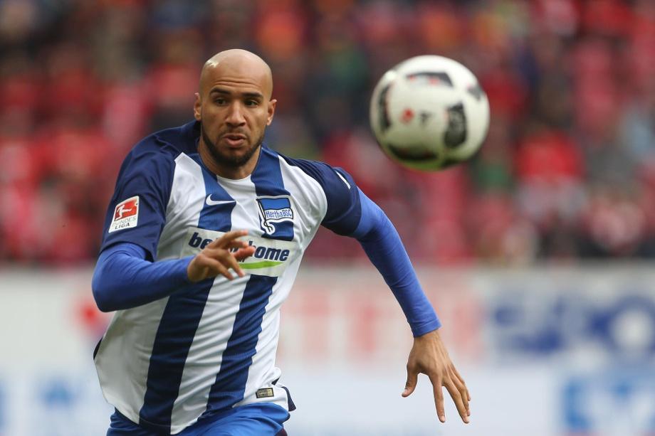 John Anthony Brooks spielte bereits in der Jugend für Hertha BSC. (Quelle: Thomas Frey/dpa)
