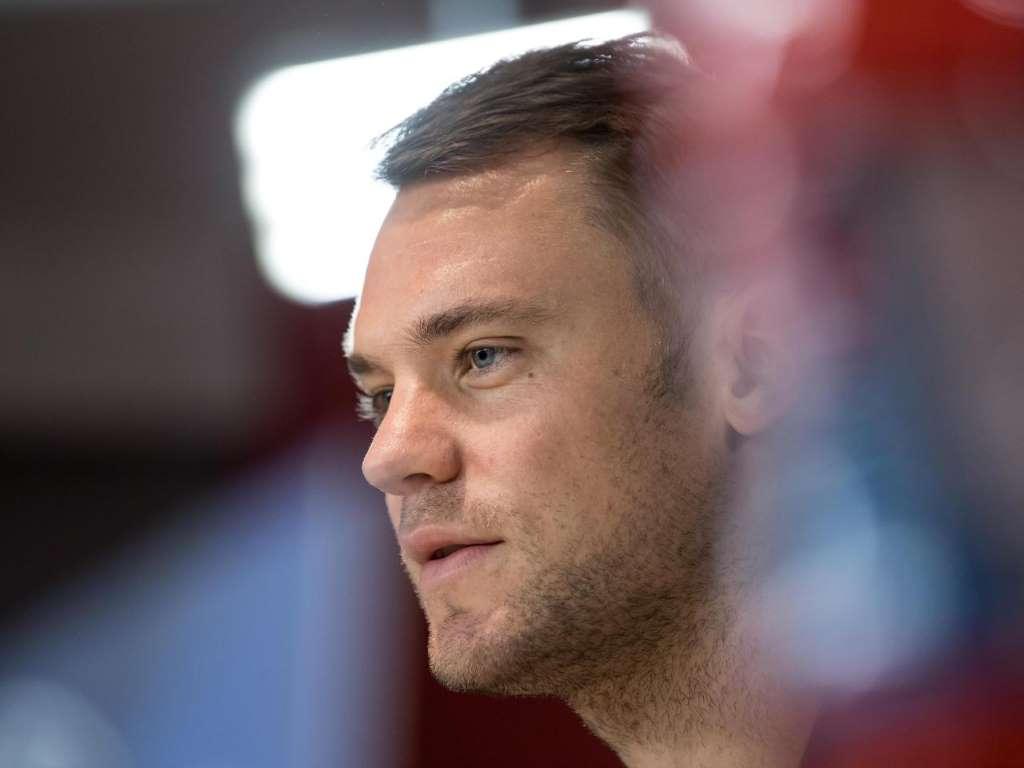 Nationalkeeper Neuer als FIFA-Welttorhüter nominiert