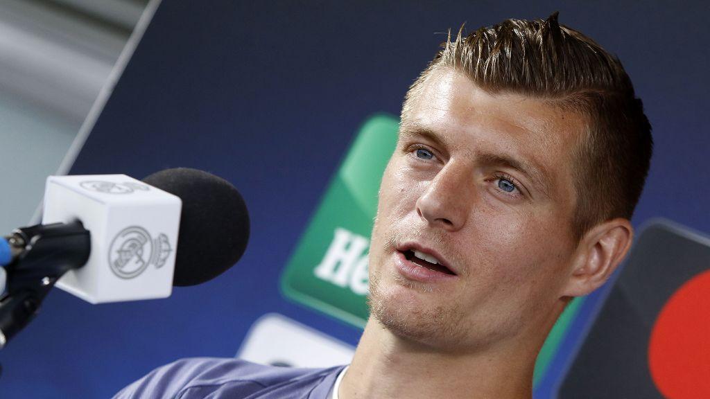 Auf ewig Real Madrid? Ex-Bayern-Profi Toni Kroos stich