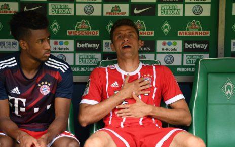 Thomas Müller vom FC Bayern zu ManUnited?