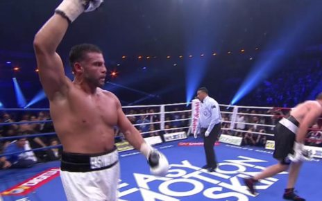 Deutschland hat nach 85 Jahren wieder einen Box-Weltmeister im Schwergewicht!