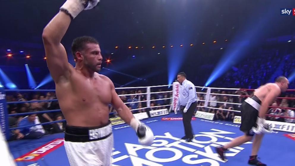 Box Weltmeister Deutschland
