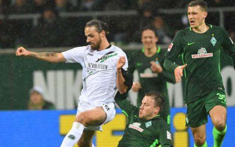 Ersten Saisonsieg von Bremen gegen Hannover