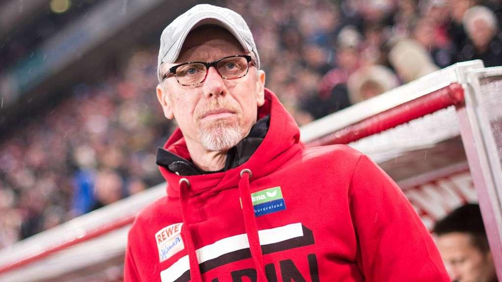 BVB feuert Trainer Peter Bosz, neuer Coach wird Peter Stöger