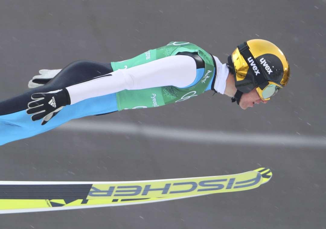 Gold für Deutschland im Teamwettbewerb der Nordischen Kombination