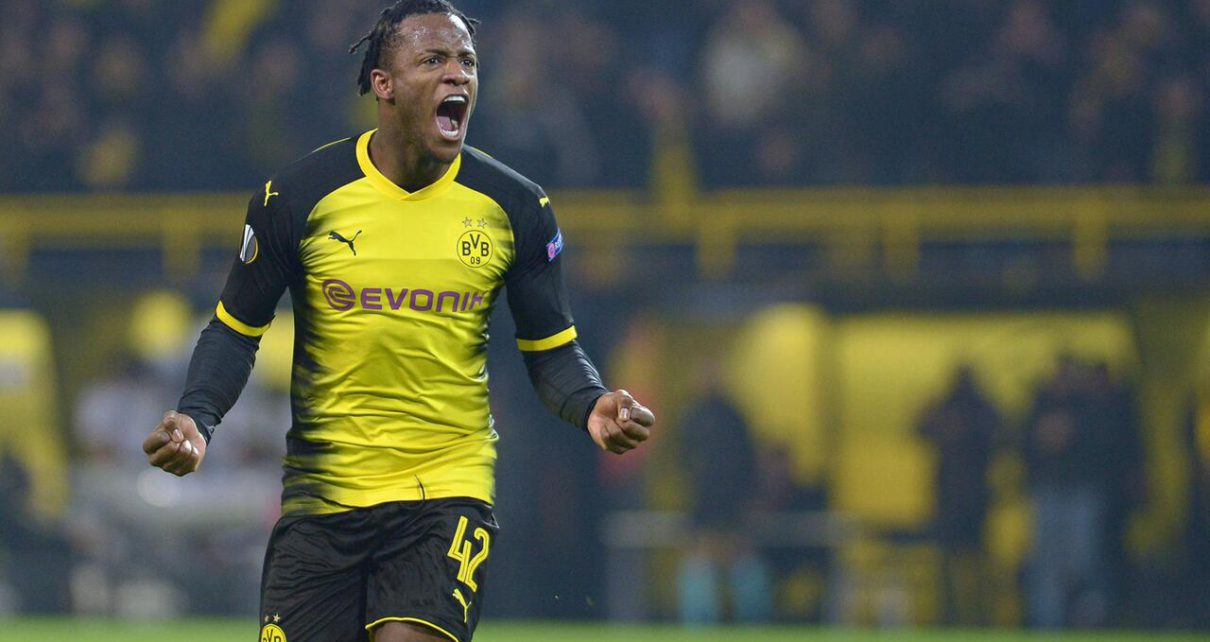 Europa League: Michy Batshuayis Doppelpack rettet Borussia Dortmund den Sieg