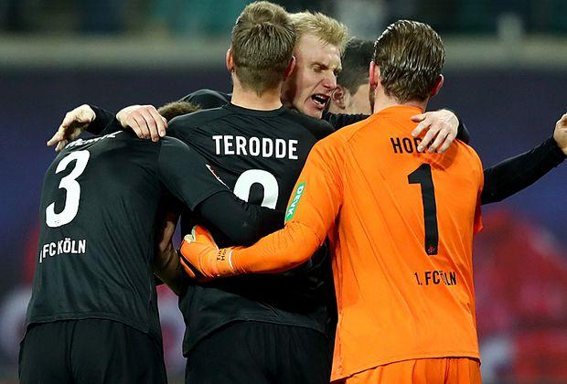 Spiel gedreht: Kölnern gelingt der Überraschungscoup in Leipzig