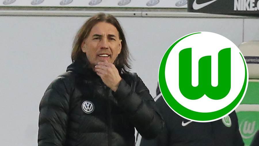 VfL Wolfsburg Trainer Martin Schmidt erklärt Rücktritt