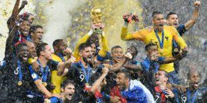 Sieg gegen Kroatien Frankreich ist Weltmeister