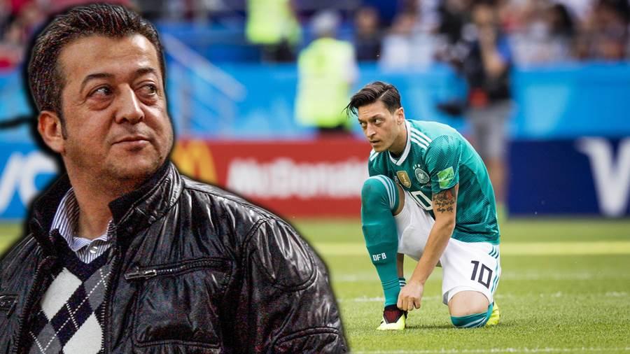 Özils Vater attackiert Bierhoff und den DFB