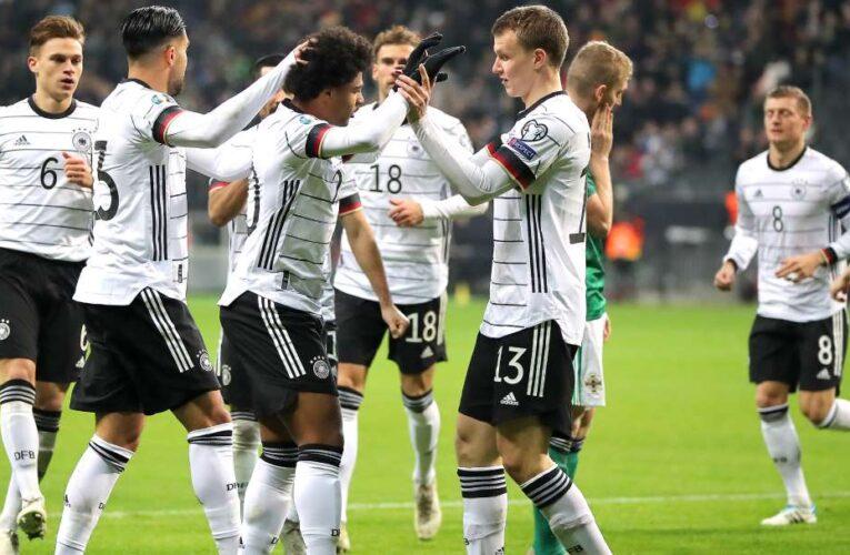 Deutschland zerlegt Nordirland – DFB-Team ist nach Gala Gruppenerster
