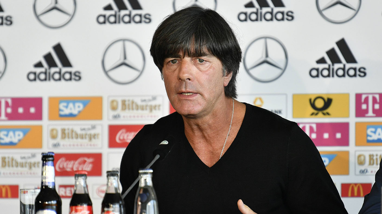 Kampf ums DFB-Tor: Löw verrät seinen Plan